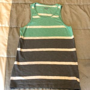 Men's Tank Top, Size Small, Loose Fit